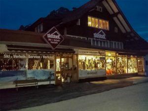 Skistadl Mittelberg | Außenansicht