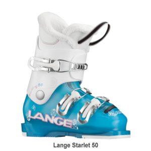 Kids-Skischuh Starlet 50 von Lange