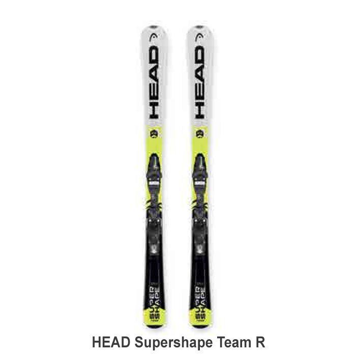 Kids Carver Supershape Team R von Head