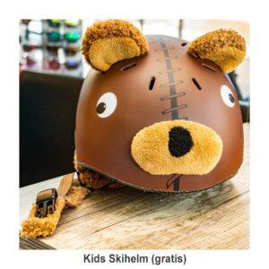 Kids Skihalm (gratis)