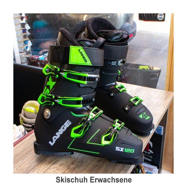 Skischuh Erwachsene Lange SX120