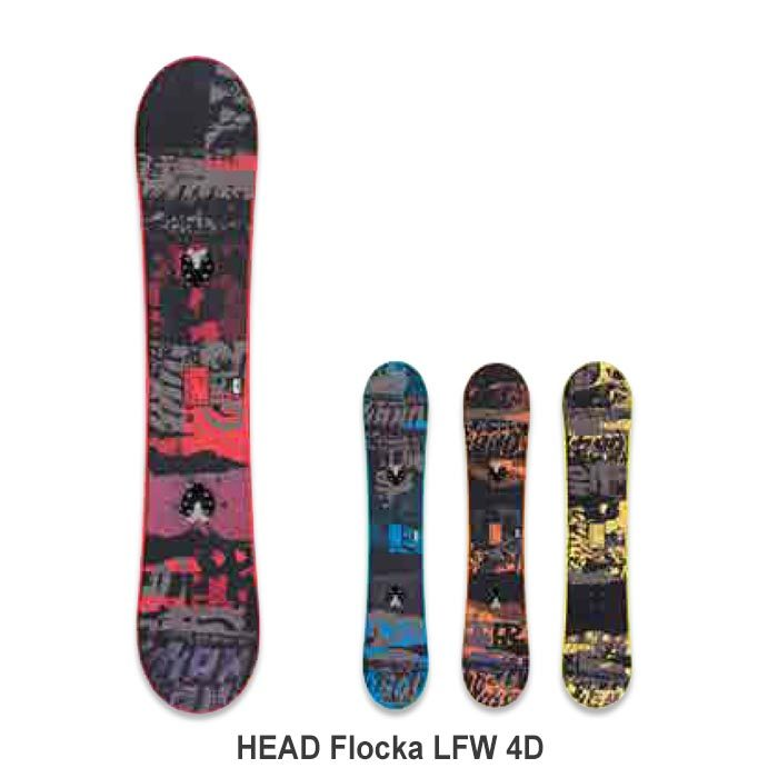Snowboard Flocka LFW 4D