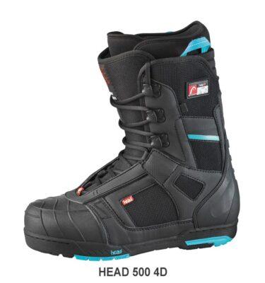 Snowboard-Schuh 599 4D von Head
