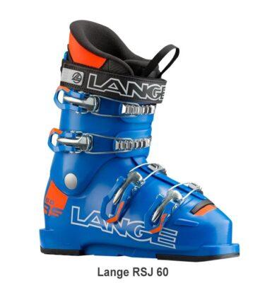 Teen Skischuhe RSJ 60 von Lange