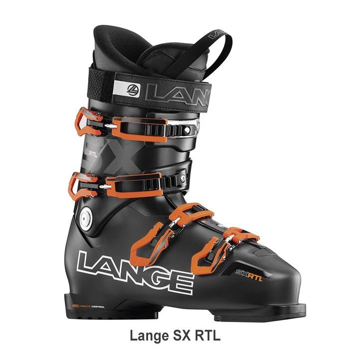 Skischuh SX RTL von Lange