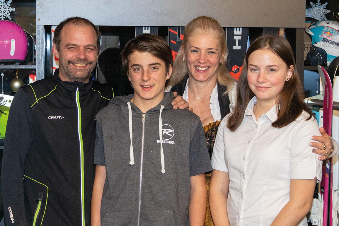 Skistadl Mittelberg | Familie Zunzer